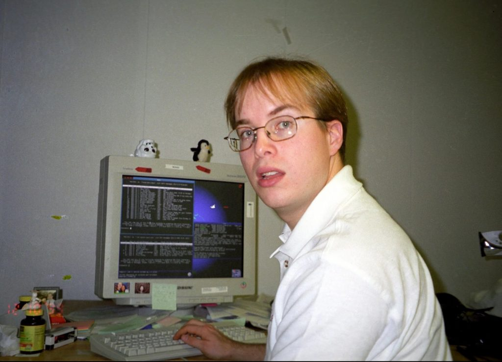 gmail founder