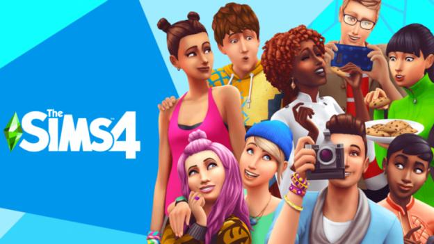 the sims4 เป็นเกมจำลองชีวิต รุ่นที่ 4 ในตระกูล เดอะซิมส์